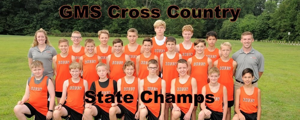 GMS CC State Champs