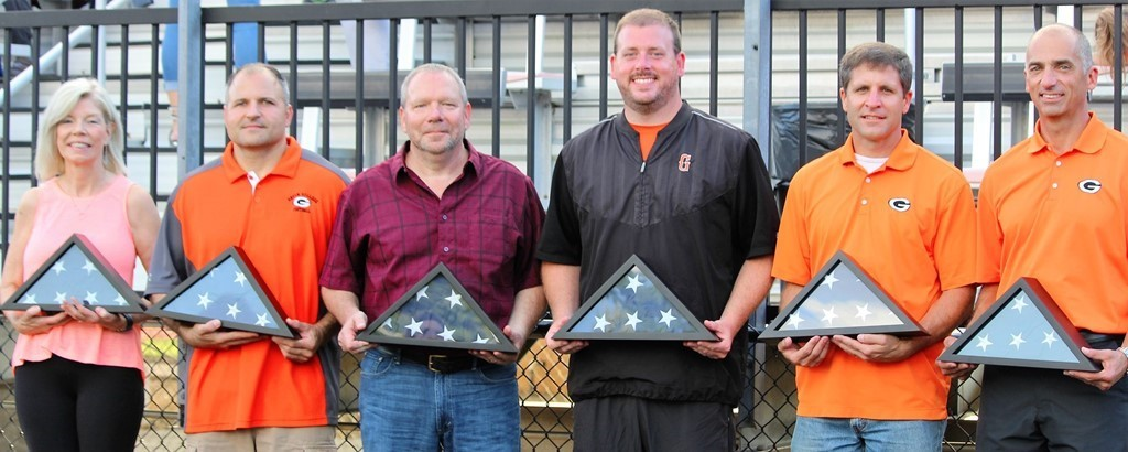 Vets/First Responders Honored