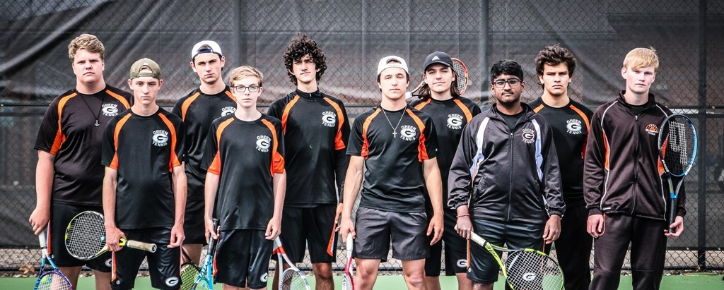 GHS Boys Tennis 10-0 Season Start